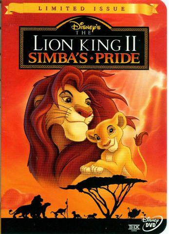 Xem Phim Anime Vua Sư Tử 2: Sự Kiêu Hãnh Của Simba Vietsub Online